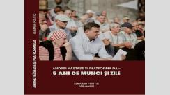 Lansarea Almanahului Politic: Andrei Năstase și Platforma DA - 5 ani de munci și zile!