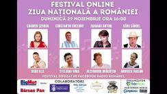 Festival online dedicat Zilei Naționale a României
