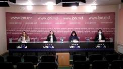 """Conferința de presă organizată de Fundația Est-Europeană cu tema """"Coaliția pentru Incluziune și Nediscriminare (CIN) - un nou nucleu al societății civile în combaterea discriminării își lansează activitatea și îndeamnă actorii interesați la aderare"""""""