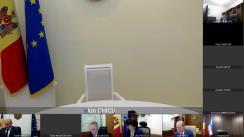 Ședința Guvernului Republicii Moldova din 30 noiembrie 2020