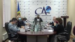 Ședința Consiliului Audiovizualului din 3 decembrie 2020