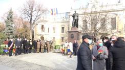 Manifestare dedicată Zilei Naționale în Municipiul Iași