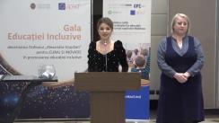 Gala Educației Incluzive 2020