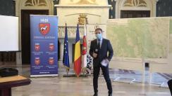 Dezbatere organizată de Consiliul Județean Iași pe tematica programului național pentru redresare și reziliență