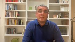 Briefing de presă susținut de președintele Partidului Nostru, Renato Usatîi