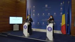 Conferință de presă susținută de reprezentantul cu însărcinări speciale pentru procese electorale din cadrul MAE, Iulian Ivan, pe tema stadiului organizării alegerilor parlamentare în străinătate