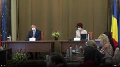 Ședința Consiliului Superior al Magistraturii din România din 3 decembrie 2020