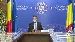 Ședința Guvernului României din 4 decembrie 2020
