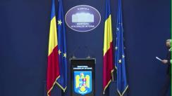 Declarație de presă susținută de purtătorul de cuvânt al Ministerului Afacerilor Interne, comisar-șef de poliție Monica Dajbog, cu privire la activitățile desfășurate de structurile MAI în contextul alegerilor parlamentare