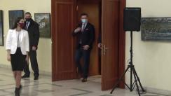 Declarații de presă susținute de Ministrul Afacerilor Externe și Integrării Europene al Republicii Moldova, Aureliu Ciocoi, și Ministrul Afacerilor Externe al Ucrainei, Dmytro Kuleba