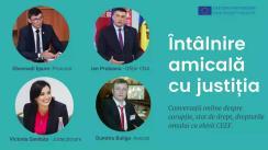 Lecție publică de educație juridică cu elevii Centrului de Excelență în Economie și Finanțe din Chișinău