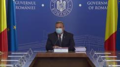 Ședința Guvernului României din 11 decembrie 2020