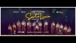 """Concert de Crăciun """"Santa Lucia"""" realizat de Voices Moldova și Moldovan National Youth Orchestra"""