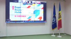 "Conferința de inaugurare oficială a primei expoziții virtuale din Republica Moldova ""Expo Business Moldova 2020"", pe platforma www.virtual-fairs.md"