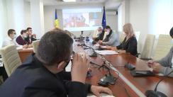 Ședința Comisiei politică externă și integrare europeană din 15 decembrie 2020