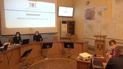 Discuții asupra proiectului bugetului municipiului Chișinău pentru anul 2021