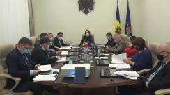 Ședința Consiliului Superior al Procurorilor din 17 decembrie 2020