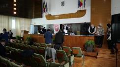 Ședința Consiliului Județean Iași din 16 decembrie 2020