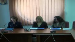 Consiliul Superior al Magistraturii organizează o conferință de presă cu prilejul prezentării Raportului de activitate pe anul 2011 al Inspecției Judiciare