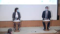 Evenimentul de prezentare a Strategiei de Digitalizare a Educației din România