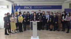 Profesorii Partidului Acasă Construim Europa din diferite raioane ale țării și capitală se implică în soluționarea problemelor grave din educație!