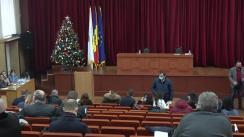 Ședința Consiliului Municipal Chișinău din 22 decembrie 2020