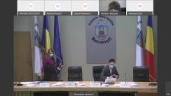 Ședința Consiliului General al Municipiului București din 21 decembrie 2020