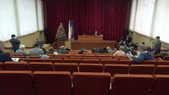 Ședința Consiliului Municipal Chișinău din 23 decembrie 2020