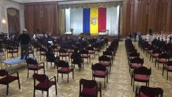 Ședința solemnă comună a Parlamentului Republicii Moldova și Curții Constituționale dedicată ceremoniei de învestitură a Președintelui ales al Republicii Moldova, Maia Sandu