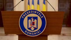 Ceremonie de depunere a jurământului de învestitură a membrilor Guvernului României condus de Florin Cîțu