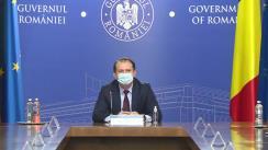 Ședința Guvernului României din 23 decembrie 2020