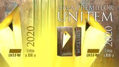 Gala Premiilor UNITEM 2020, ediția a XIX-a