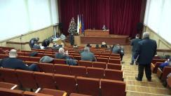 Ședința Consiliului Municipal Chișinău din 28 decembrie 2020