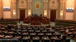 Ședința în plen a Senatului României din 28 decembrie 2020