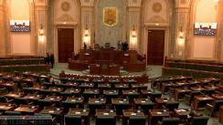 Ședința în plen a Senatului României din 30 decembrie 2020
