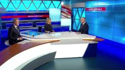 """Ediție specială la canalul de televiziune """"Primul în Moldova"""" cu Președintele PSRM, Igor Dodon"""