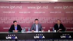 """Conferința de presă susținută de Veaceslav Platon cu tema """"Acțiuni provocatoare din partea lui Vladimir Plahotniuc și Viorel Morari împotriva Procurorului general și cercetării furtului miliardului"""""""