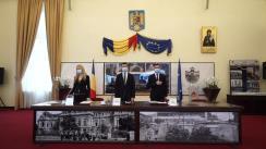 Ședință extraordinară a Consiliului Local Iași din 11 ianuarie 2021
