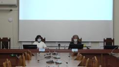 """Conferință de presă cu tema """"Asigurarea Republicii Moldova cu vaccinul anti-COVID-19. Planul național de imunizare anti-COVID-19"""""""