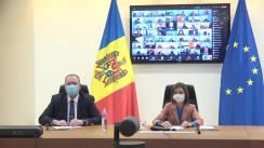Mesajul Președintelui Republicii Moldova, Maia Sandu, adresat corpului diplomatic