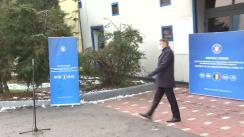 Declarația Președintelui României, Klaus Iohannis, după vizitarea centrelor de vaccinare de la Romexpo