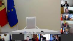 Ședința Guvernului Republicii Moldova din 20 ianuarie 2021