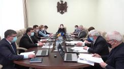 Ședința Consiliului Superior al Procurorilor din 21 ianuarie 2021
