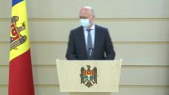 Briefing de presă susținut de către deputații Partidului Democrat din Moldova