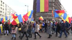 Marșul Unioniștilor și Hora Unirii, în Iași