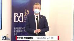 Ceremonia de deschidere a ședinței de tranzacționare, organizată cu ocazia aniversării a zece ani de la listarea Fondului Proprietatea pe Bursa de Valori București