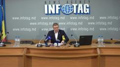 """Conferință de presă cu tema """"Viorel Morari răspunde acuzațiilor înaintate în dosarul """"VENTO"""""""