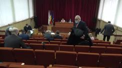Ședința Consiliului Municipal Chișinău din 26 ianuarie 2021