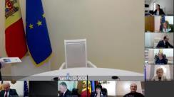 Ședința Guvernului Republicii Moldova din 27 ianuarie 2021
