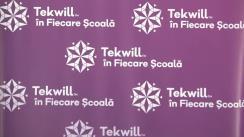 """Sesiune de informare LIVE """"Tekwill în fiecare școală"""" la Cahul"""